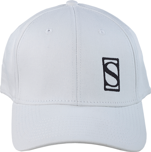 Sideshow Collectibles Sideshow Collectibles Logo Hat - White Apparel