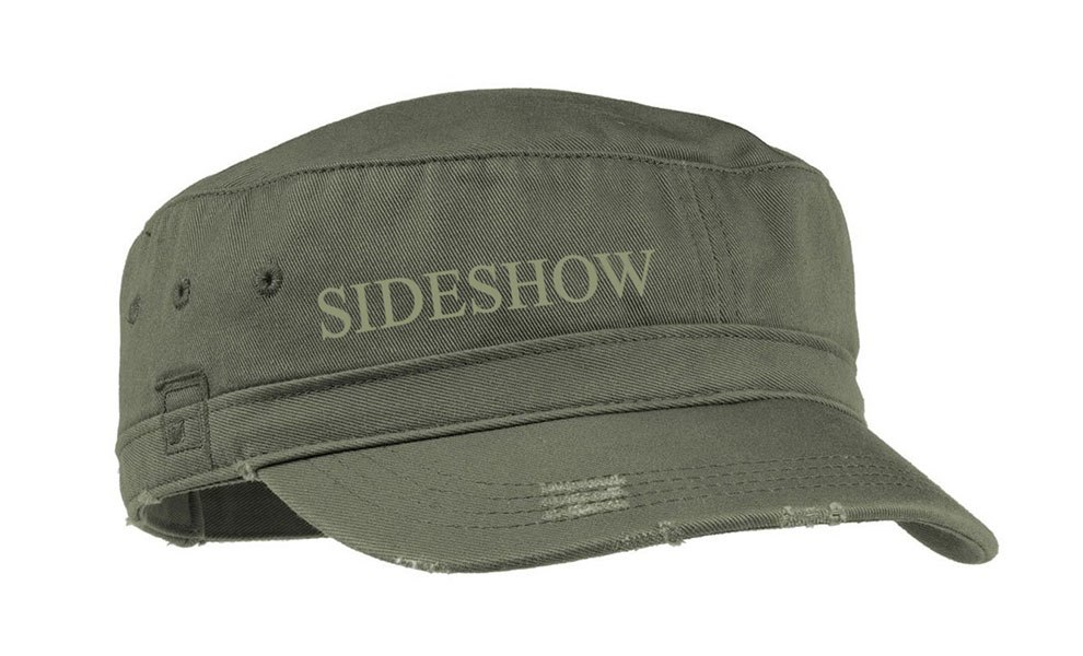 Gallery Feature Image of Sideshow Collectibles Military Hat Apparel - Click to open image gallery