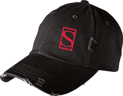 Sideshow Collectibles Sideshow Collectibles Distressed Hat Apparel
