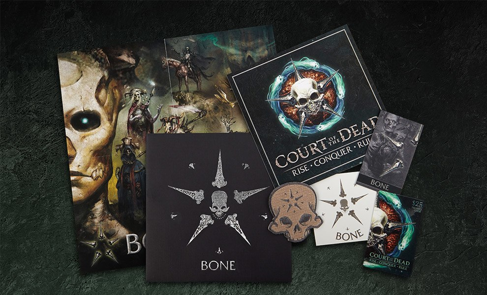 Gallery Feature Image of Allegiance Package: Bone Model Kit - Click to open image gallery