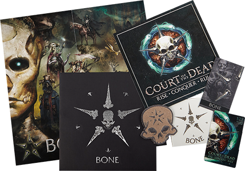 Sideshow Collectibles Allegiance Package: Bone Model Kit