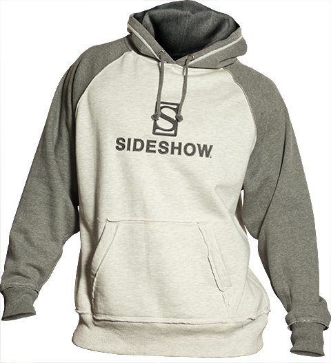 Sideshow Collectibles Sideshow Pullover Hoodie - Gray Apparel