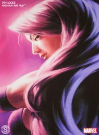 Gallery Image of Psylocke Art Print