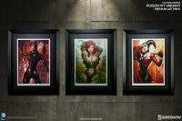 Gallery Image of Gotham Sirens Poison Ivy Variant Art Print