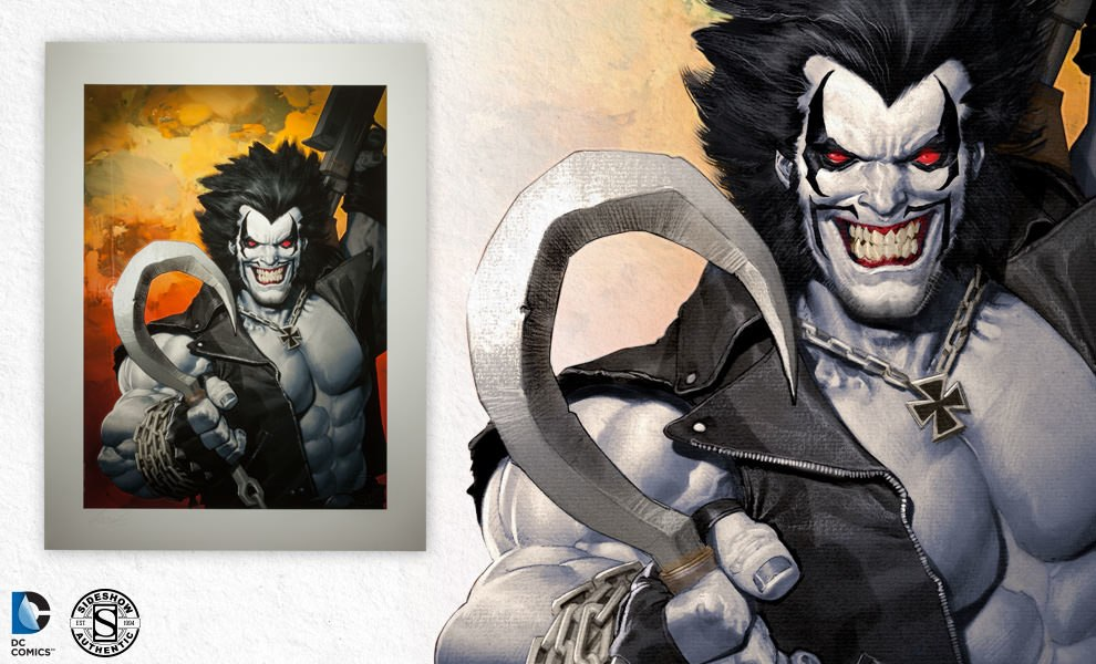 Gallery Feature Image of Lobo Art Print - Click to open image gallery