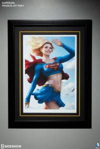 Gallery Image of Supergirl Art Print