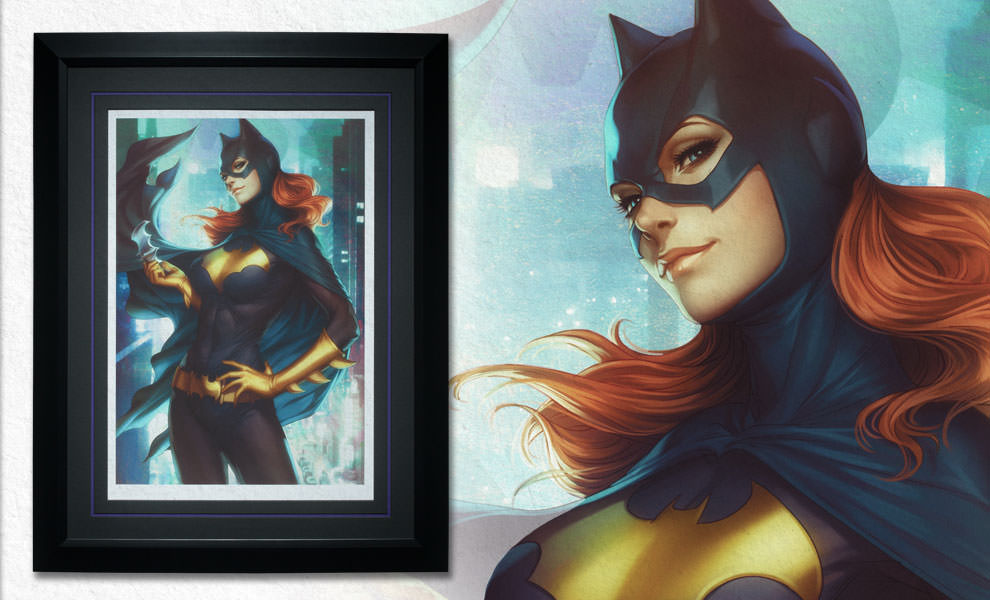 Gallery Feature Image of Batgirl - Birds of Prey Art Print - Click to open image gallery