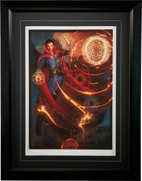 Sideshow Collectibles Doctor Strange Art Print