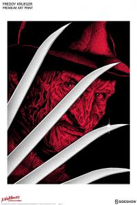Gallery Image of Freddy Krueger Art Print