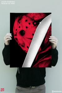 Gallery Image of Jason Voorhees Art Print