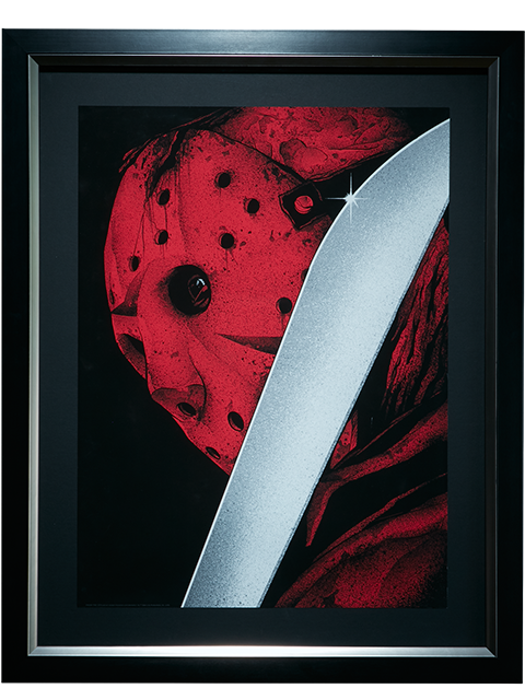 Sideshow Collectibles Jason Voorhees Art Print