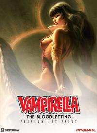 Gallery Image of Vampirella The Bloodletting Art Print