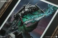 Gallery Image of Oglavaeil The Executioner Art Print