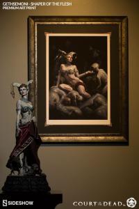 Gallery Image of Gethsemoni Shaper of Flesh Art Print