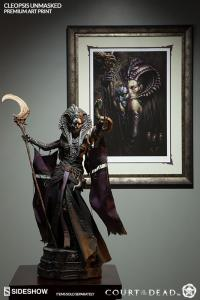 Gallery Image of Cleopsis Unmasked  Art Print