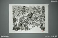 Gallery Image of Generals Gather Art Print
