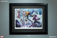 Gallery Image of X-Men Gold Team Art Print