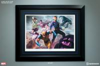 Gallery Image of X-Men Blue Team Art Print