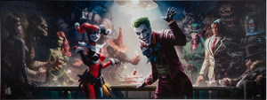 The Rogues Gallery Art Print