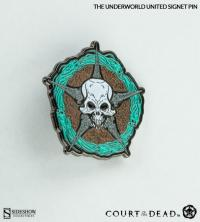 Gallery Image of The Underworld United Signet Collectible Pin
