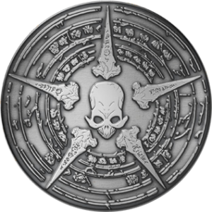 The Signet of Bone Faction Collectible Pin