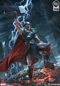Gallery Image of Thor: Breaker of Brimstone Art Print