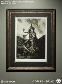 Gallery Image of Demithyle Exalted Reaper General Art Print