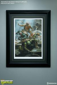 Gallery Image of Teenage Mutant Ninja Turtles Art Print
