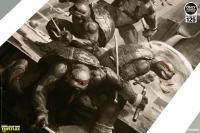 Gallery Image of Teenage Mutant Ninja Turtles Classic Variant Art Print