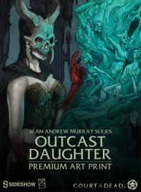 Gallery Image of Outcast Daughter Art Print