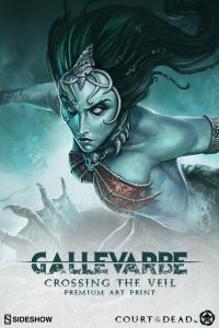 Gallery Image of Gallevarbe Crossing the Veil Art Print