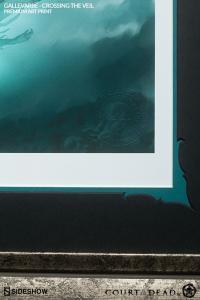 Gallery Image of Gallevarbe Crossing the Veil Art Print
