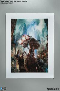 Gallery Image of Who Watches the Watchmen Art Print
