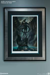 Gallery Image of Alien Internecivus raptus Art Print