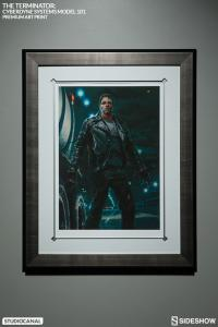 Gallery Image of The Terminator Cyberdyne Systems Model 101 Art Print