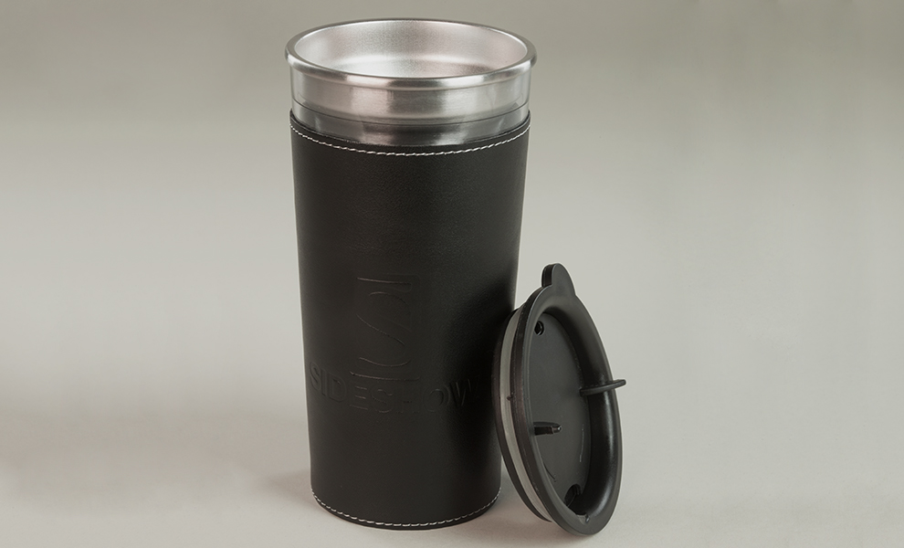 Gallery Feature Image of Sideshow Logo Travel Mug Travel Mug - Click to open image gallery