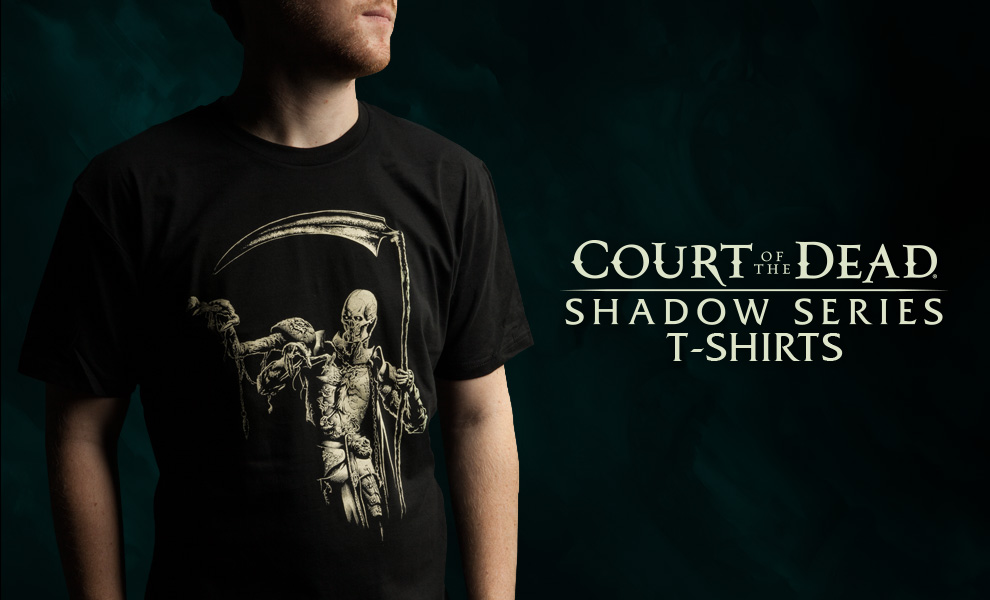 Gallery Feature Image of Demithyle Shadow Series T-Shirt Apparel - Click to open image gallery