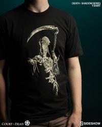 Gallery Image of Death Shadow Series T-Shirt Apparel