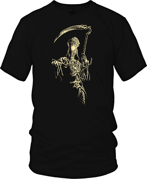 Sideshow Collectibles Death Shadow Series T-Shirt Apparel