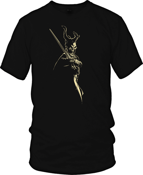 Sideshow Collectibles Kier Shadow Series T-Shirt Apparel