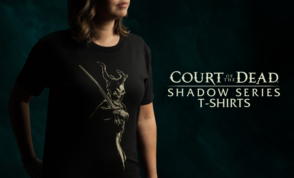 Gallery Feature Image of Kier Shadow Series T-Shirt Apparel - Click to open image gallery