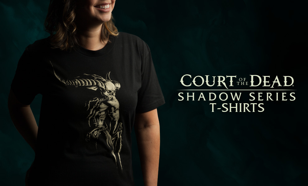 Gallery Feature Image of Oglavaeil Shadow Series T-Shirt Apparel - Click to open image gallery