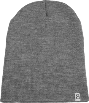 Sideshow Basic Knit Gray Beanie Apparel