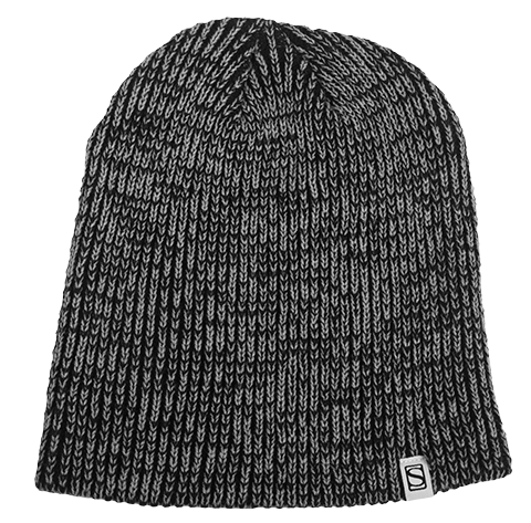 Sideshow Collectibles Sideshow Double Layer Knit Gray Beanie Apparel