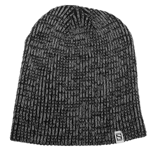 Sideshow Double Layer Knit Gray Beanie Apparel