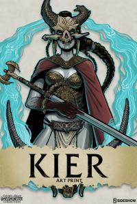 Gallery Image of Kier Art Print