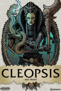 Gallery Image of Cleopsis Art Print