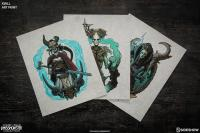 Gallery Image of Xiall Art Print