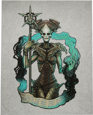 Xiall Art Print
