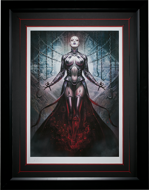 Sideshow Collectibles The Hell Priestess Art Print